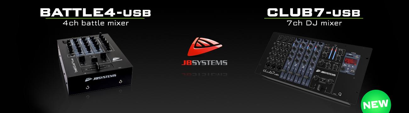 JB-Systems Battle4 Club7 (bei Kategorie DJ-Mixer)