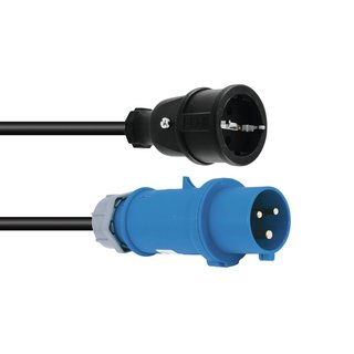 PSSO Adaptercable Safety Plug(F)/CEE 1.5