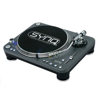 Synq Audio X-TRM-1, High Torque Direct Drive Plattenspieler