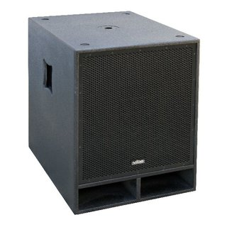 JB Systems Vibe 18 SUB MKII, Subwoofer, 18, 600W