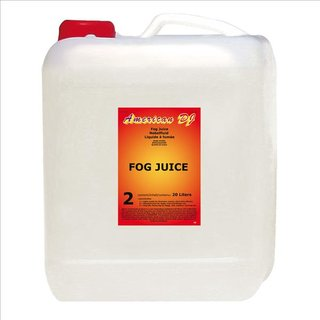 ADJ Nebelfluid, Fog juice 2 medium, 20 Liter