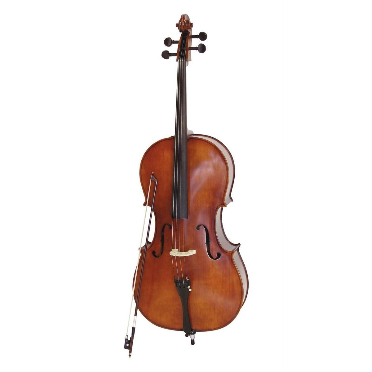 Dimavery Cello 4/4 with soft-bag