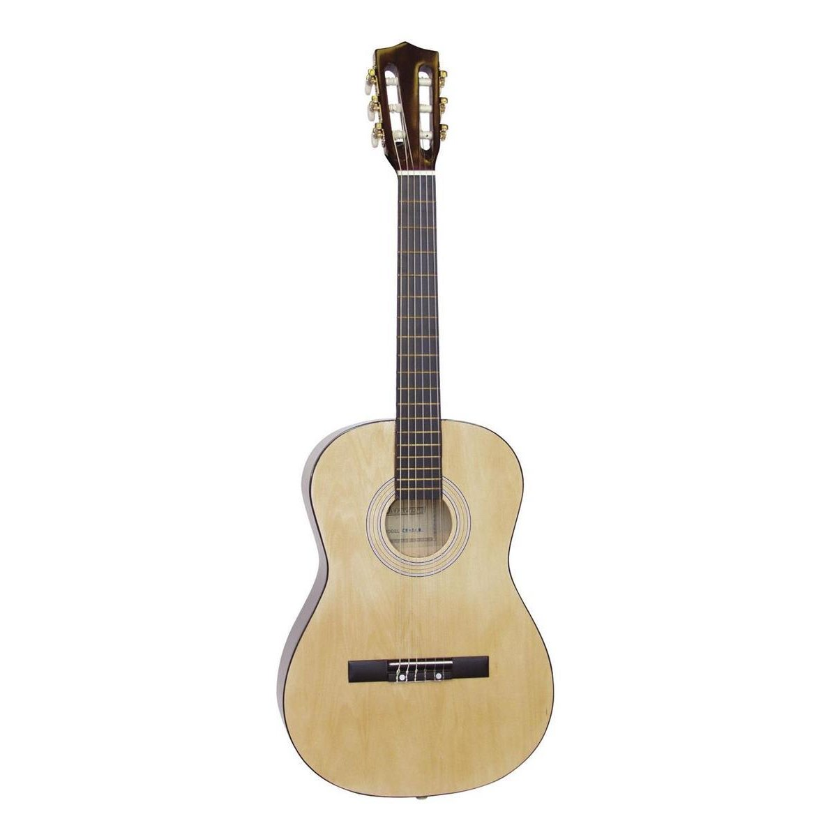 Dimavery AC-303 Classical Guitar 3/4, nature