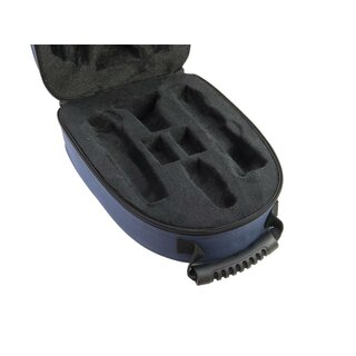 Dimavery Case for Clarinet blue