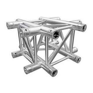 Global Truss F34PL, 4-Punkt Traverse, 4-Weg Ecke C41