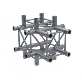 Global Truss F34PL, 4-Punkt Traverse, 5-Weg Ecke C55