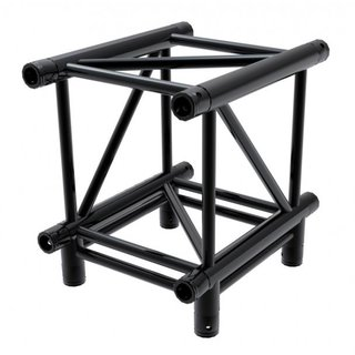 Global Truss F44 P 3-Weg Ecke T35, stage black
