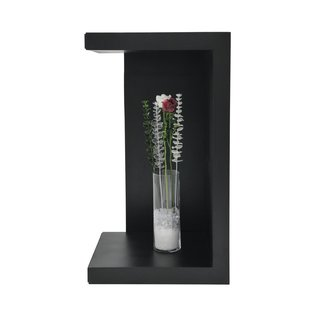 Europalms Crystal rose, burgundy 81cm 12x