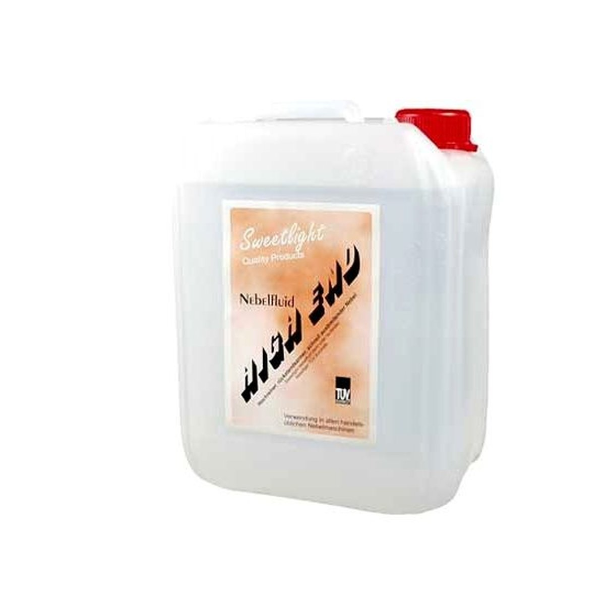 Sweetlight NF4 HIGH END Nebelfluid, 5L