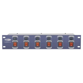 Showtec DJ-Switch 6