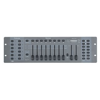 Showtec SM-8/2, 16 Channel Lighting Desk