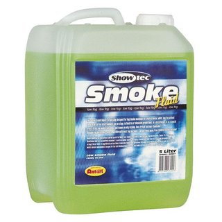 Showtec Low Smoke Fluid, 5 L, low fog fluid