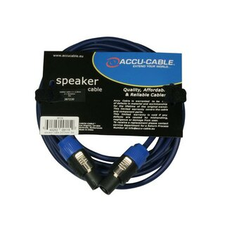 Accu Cable AC-SP2-2,5/5 Speaker cable 2pin 2x2,5mm