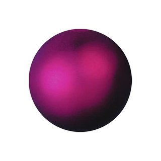 Europalms Deco Ball 3,5cm, pink, metallic 48x