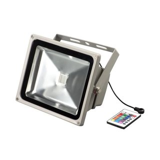 Pro Tech LED Outdoor Flood 60W RGB COB