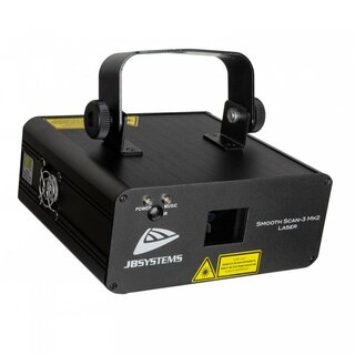 JB Systems Smooth Scan 3 Laser