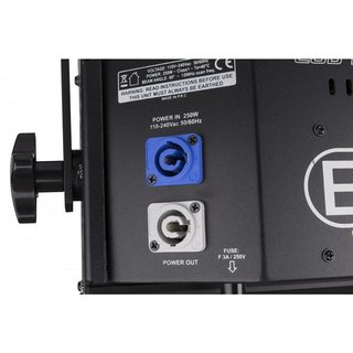 Briteq COB LED Audience-Blinder 2x100W, DMX, 3200k