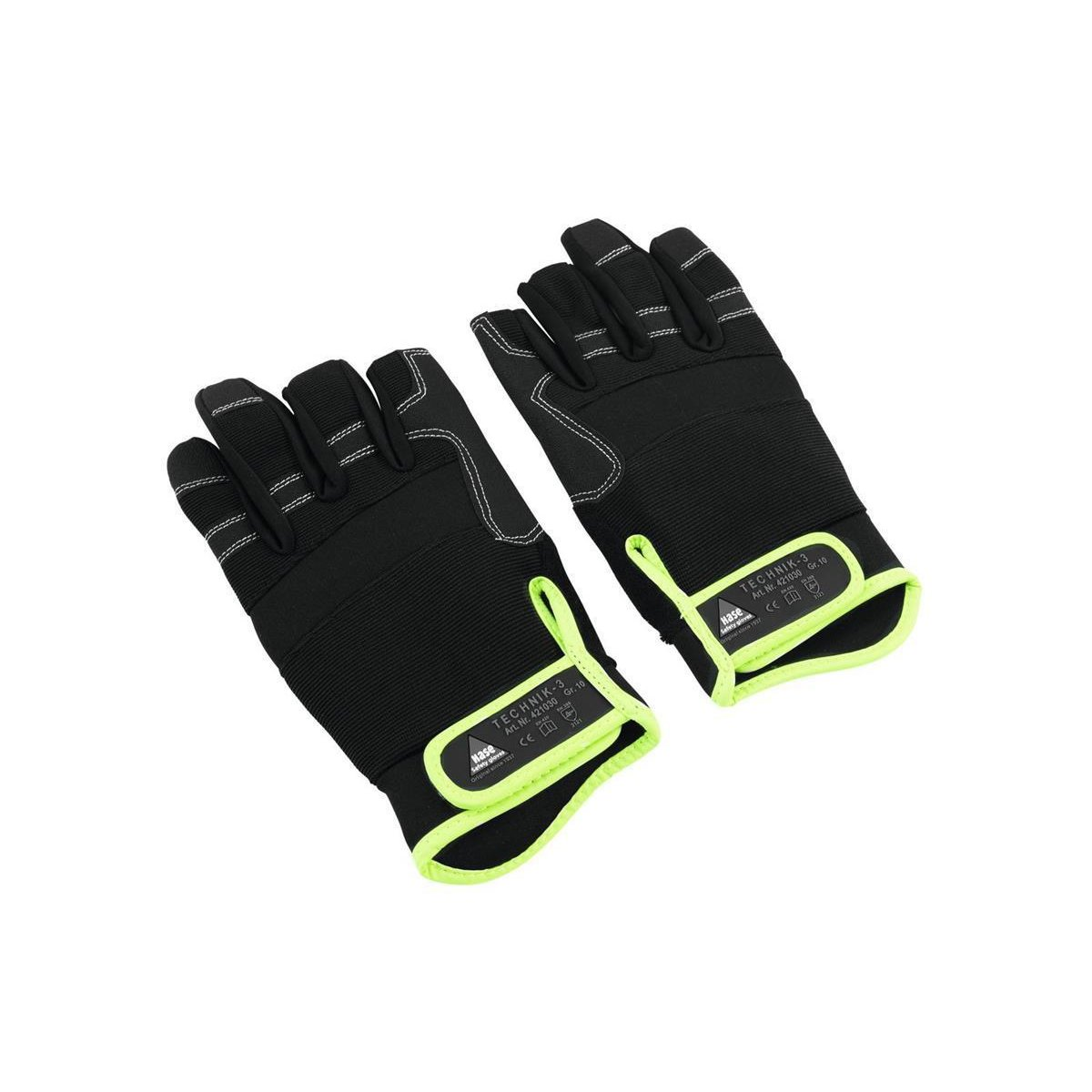 HASE Gloves 3 Finger, size M