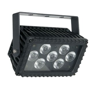 Showtec Cameleon Flood 7RGB, LED-Fluter, IP65, 7x 3 Watt...