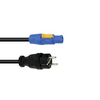 PSSO PowerCon Power Cable 3x2.5 15m H07RN-F