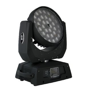 Involight LED MH368ZW, LED-Washlight, 36x 8 Watt...
