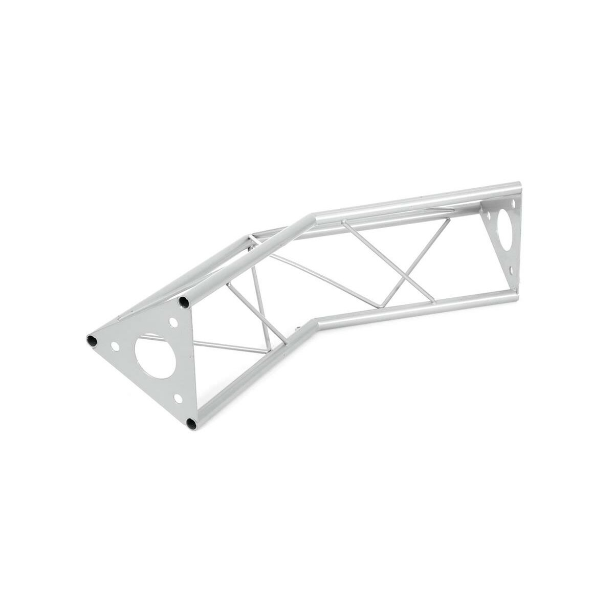 Alutruss Decotruss Ecke 2-Weg 135° SAC 23 silber