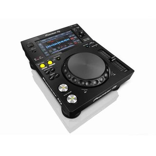 Pioneer XDJ-700, USB-Player, Touchscreen