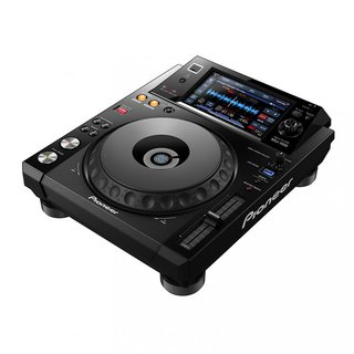 Pioneer XDJ-1000MKII, USB-Player, Touchscreen