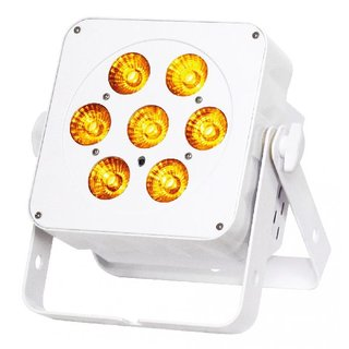 JB Systems LED Plano 7FC-WHITE, LED-Scheinwerfer, 7x...