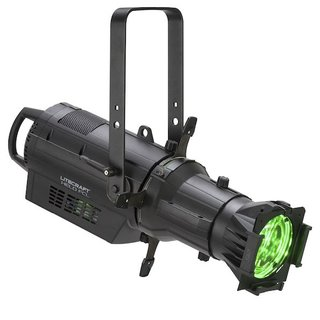 Litecraft HELD FCL Profile, RGBA+L, 250 W LED, DMX, schwarz