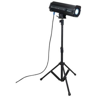 Showtec Followspot LED 120W, Verfolgerscheinwerfer, inkl. Stativ