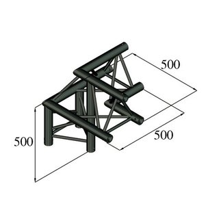 Alutruss Trilock S-PAL-31 3-Way Corner /\ right