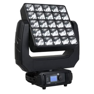 Showtec Phantom Matrix FX, LED-Matrix-Effekt, 5x5 4-Watt...