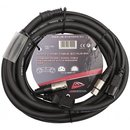JB Systems Audio Combi Cable IEC/XLR-5M