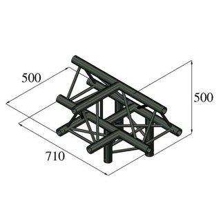 Alutruss Trilock S-PAT-43 4-Way Piece /\