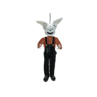 Europalms Halloween Horror Rabbit, 140x30x15cm