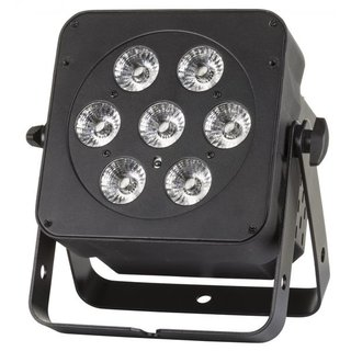 JB Systems LED Plano 6in1, LED PAR-Scheinwerfer, 7x 12...
