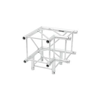 Alutruss Quadlock TQ390-QQL30 3-Weg-Ecke 90°