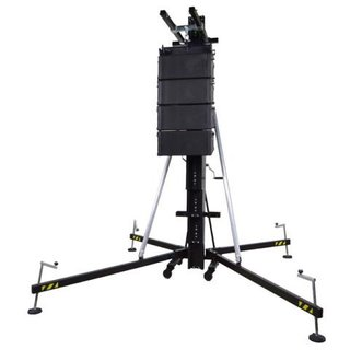 Showtec MAT-500, Mammoth Stands Serie, max. 500kg Last,...
