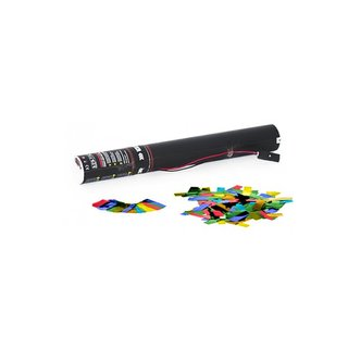 TCM FX Electric Confetti Cannon 40cm, multicolor metallic