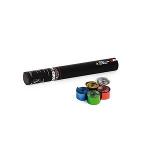 TCM FX Handheld Streamer Cannon 40cm, multicolor metallic