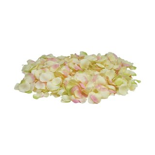 Europalms Rose Petals, yellow/pink, 500x