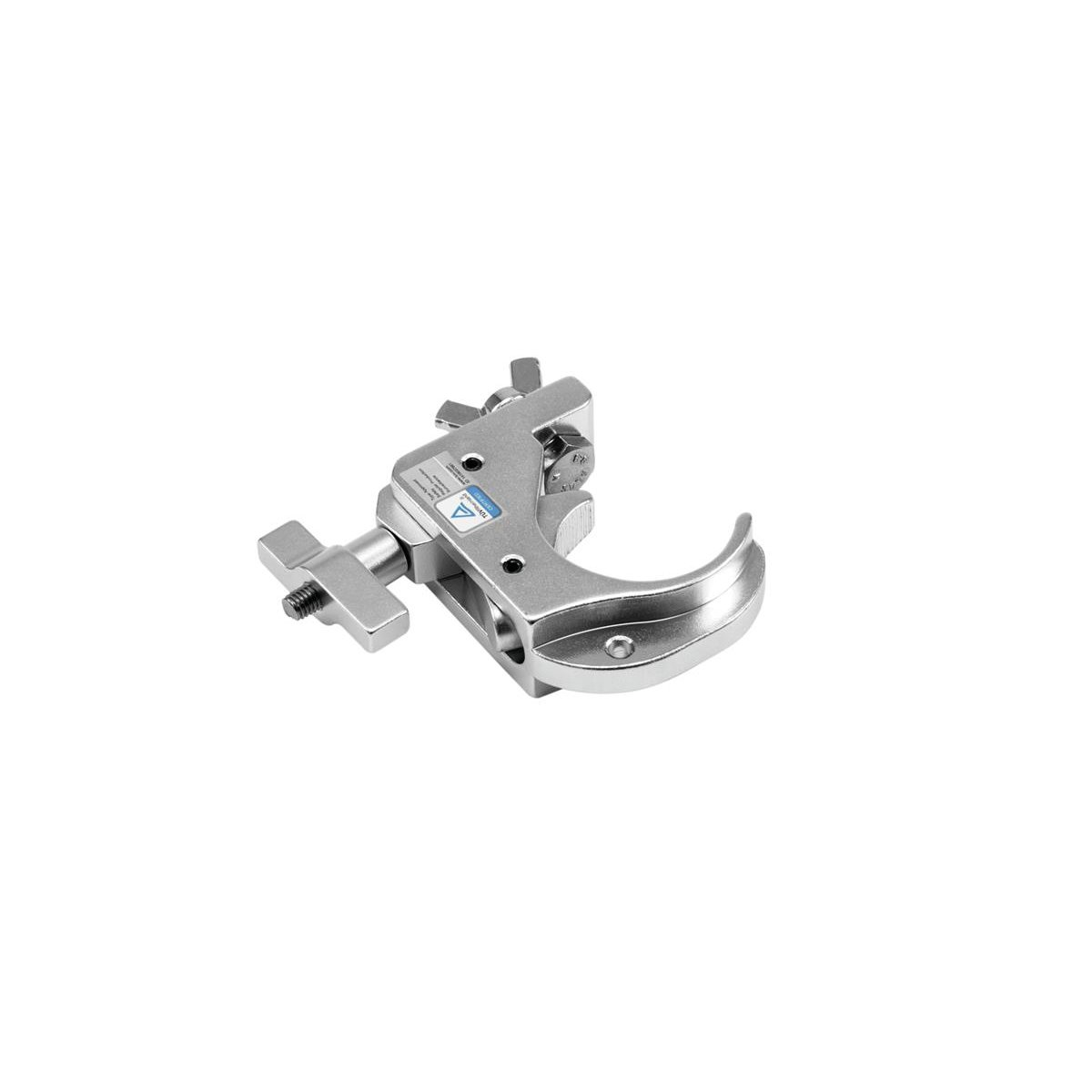 Eurolite TH50-75 Theatre Clamp silver