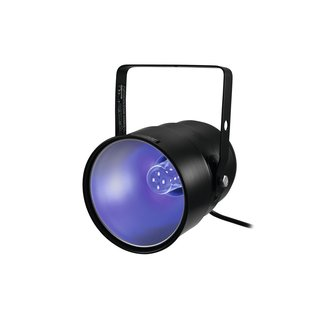 Eurolite UV-Spot with UV LED 5W