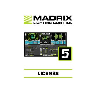 Madrix Madrix 5 License maximum