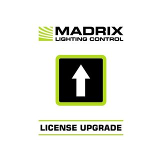 Madrix UPGRADE entry -> maximum