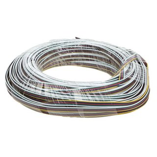Artecta RGBW flat cable 50 m