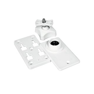 Omnitronic Wall Bracket for ODP-204/206 white 2x