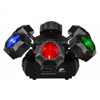 JB Systems LED Helicopter, 6x 8 Watt RGBW