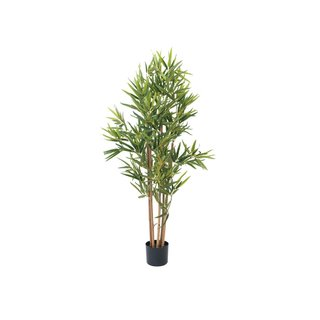 Europalms Bamboo deluxe, artificial plant, 120cm